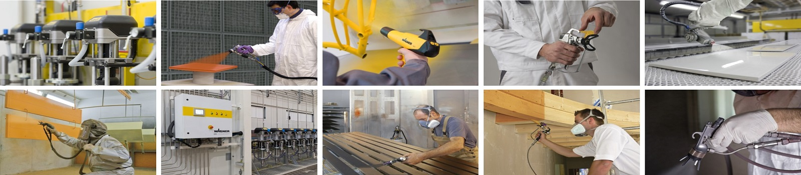 Yorkshire Spray Services Ltd - Spray Applications, Airless, Aircoat, Conventional & Powder