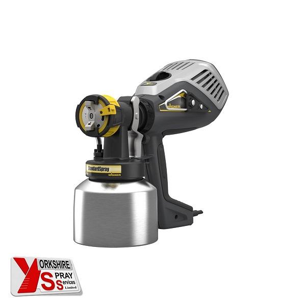 Yorkshire Spray Services Ltd - Finish Control 3500 Product Shot