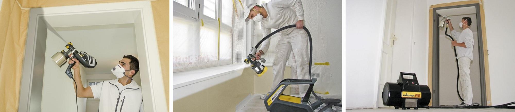 Yorkshire Spray Services Ltd - HVLP & XVLP Header