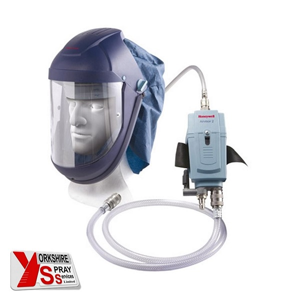 Yorkshire Spray Services Ltd - Honeywell Airvisor MV2 Paint Kit
