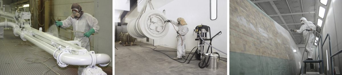 Yorkshire Spray Services Ltd - Protective Coatings