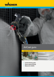 Yorkshire Spray Services Ltd - Wagner AirCoat Brochure