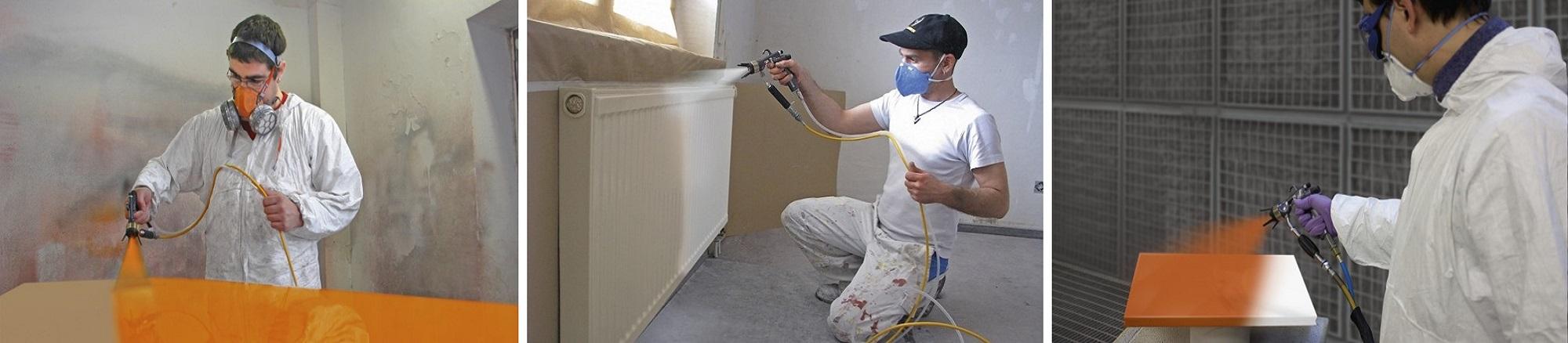 Yorkshire Spray Services Ltd – Wagner Cobra 40:10 Action