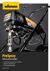 Yorkshire Spray Services Ltd - Wagner PS 3.20 Brochure JPG