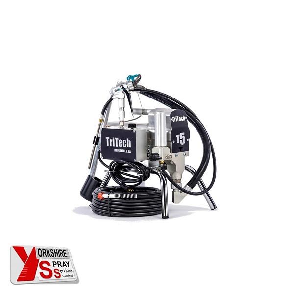Yorkshire Spray Services Ltd - TriTech T5 Skid Mount Airless Paint Sprayer