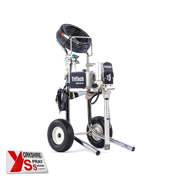 Yorkshire Spray Services Ltd - TriTech T5 Trolley Mounted Airless Paint Sprayer