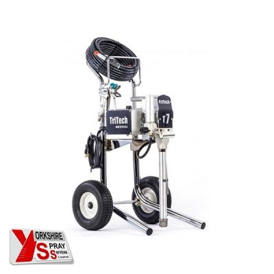 Yorkshire Spray Services Ltd - TriTech T7 Trolley