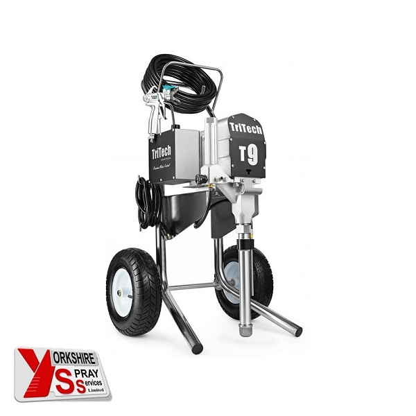 Yorkshire Spray Services Ltd - TriTech T9 Airless Paint Sprayer