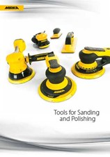Mirka Tools for Sanding & Polishing