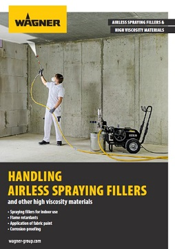 Yorkshire Spray Services Ltd - Wagner Airless Filler Application