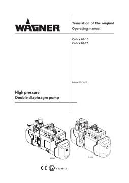 Yorkshire Spray Services Ltd - Wagner Cobra 40:10 Manual