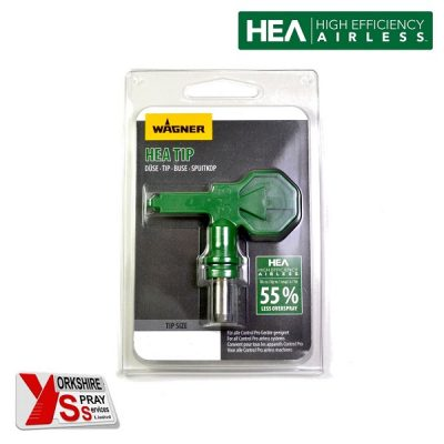 Yorkshire Spray Services Ltd - Wagner HEA Tip Packaged