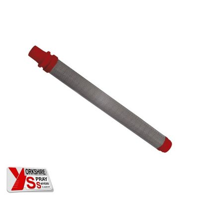 Yorkshire Spray Services Ltd - Wagner Aircoat & Airless Filter Red