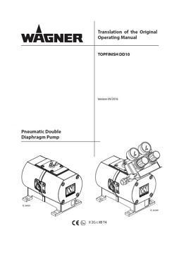 Yorkshire Spray Services Ltd - Wagner TopFinish DD10 Manual