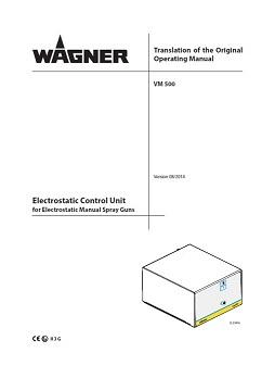 Yorkshire Spray Services Ltd - Wagner VM500