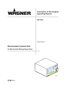 Yorkshire Spray Services Ltd - Wagner VM5000