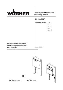 Yorkshire Spray Services Ltd - Wagner 2k Comfort Manual