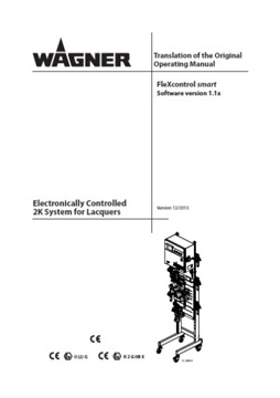 Yorkshire Spray Services Ltd - Wagner Flex Control Manual