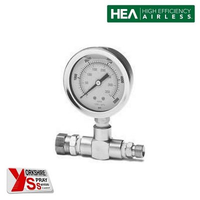 Yorkshire Spray Services Ltd - Wagner HEA Pressure Gauge