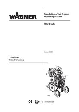 Yorkshire Spray Services Ltd - Wagner Protec 2k Manual