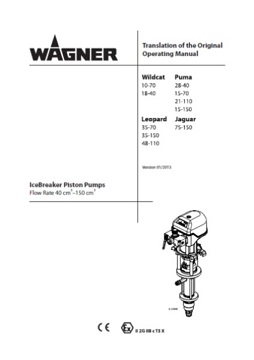 Yorkshire Spray Services Ltd - Wagner Puma 28:40 Manual