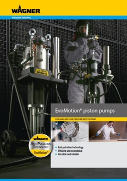 Yorkshire Spray Services Ltd - Wagner EvoMotion Brochure