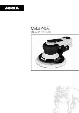 Yorkshire Spray Services Ltd - Mirka PROS 650DB Manual JPG