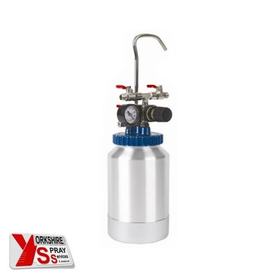Yorkshire Spray Services Ltd - Aristo 2ltr Remote Pot, Part No. 07-0992