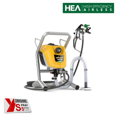 Yorkshire Spray Services Ltd - Wagner Control Pro HEA 250M Skid