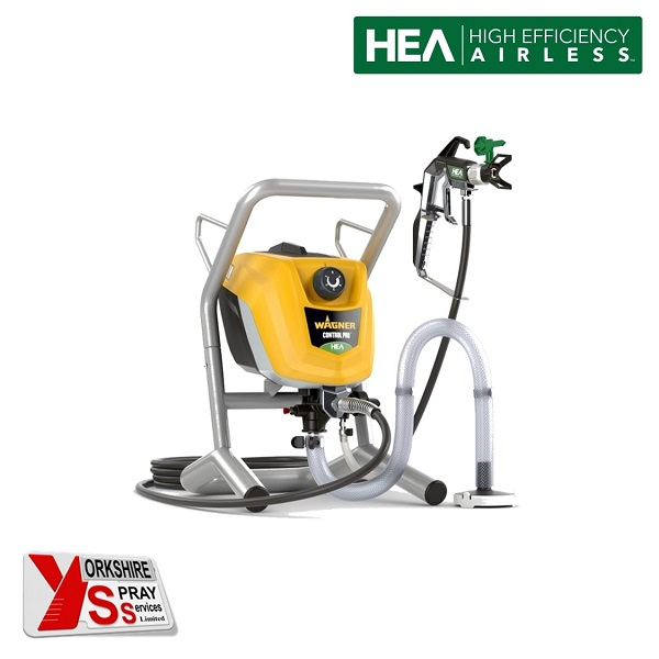 Yorkshire Spray Services Ltd - Wagner Control Pro HEA 250M Skid Mount Airless Paint Sprayer