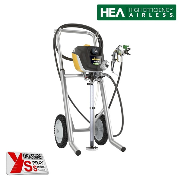 Yorkshire Spray Services Ltd - Wagner Control Pro HEA 350 Extra Trolley Mounted Airless Paint Sprayer
