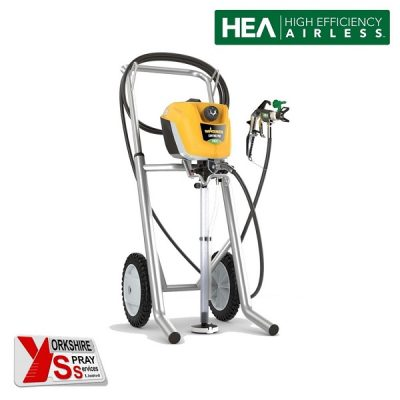Yorkshire Spray Services Ltd - Wagner Control Pro HEA 350M Trolley Airless Sprayer