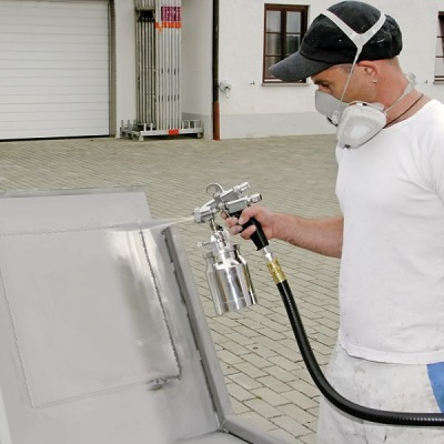 Yorkshire Spray Services Ltd - HVLP Application