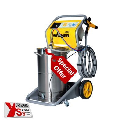 Yorkshire Spray Services Ltd - Wagner Prima Sprint 60Ltr XE