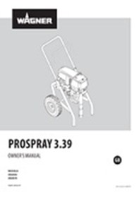 Yorkshire Spray Services Ltd - Wagner ProSpray 3.39 Manual