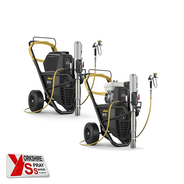 Yorkshire Spray Services Ltd - Wagner Heavy Coat 750 Airless Paint Sprayer