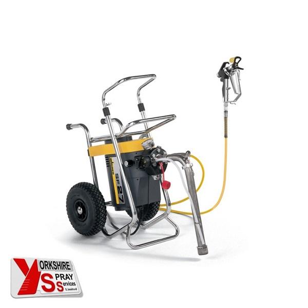 Yorkshire Spray Services Ltd - Wagner Super Finish 27