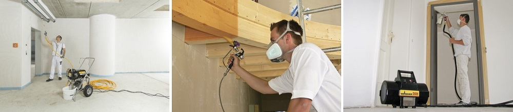 Yorkshire Spray Services Ltd - Building Trade Products