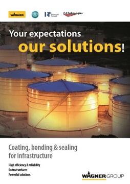 Yorkshire Spray Services Ltd - Coating, Bonding & Sealing for Infrastructure Brochure