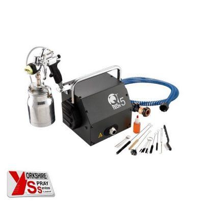 Yorkshire Spray Services Ltd - Q-Tech HVLP Q5 Suction