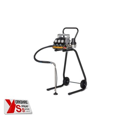 Yorkshire Spray Services Ltd - Zip 52 Alu Finish Basic & Trolley