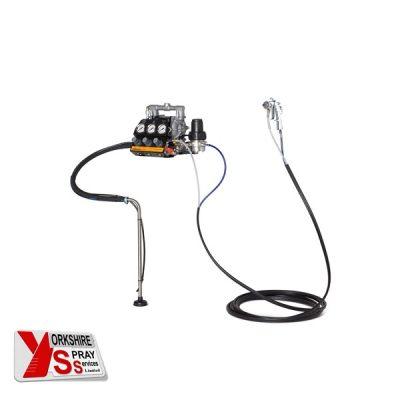 Yorkshire Spray Services Ltd - Zip 52 Alu Finish SP5 Spray Pack