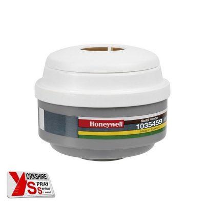 Yorkshire Spray Services Ltd - Honeywell ABEK1 P3 Mask Filter