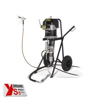 Yorkshire Spray Services Ltd - Wagner Jaguar 38_300 Airless Spray Pack