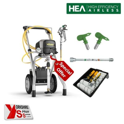 Yorkshire Spray Services Ltd - Wagner Power Painter 90 HEA Extra Special Offer & Contents