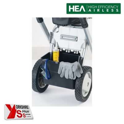 Yorkshire Spray Services Ltd - Wagner Power Painter 90 HEA Extra Storage Detail