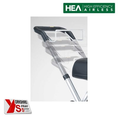 Yorkshire Spray Services Ltd - Wagner Power Painter 90 HEA Extra Trolley Detail