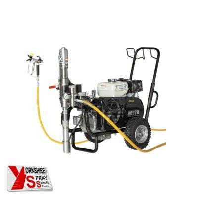 Yorkshire Spray Services Ltd - Wagner Heavy Coat 970 G