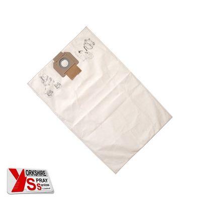 Yorkshire Spray Services Ltd - Mirka Dustbag Fleece for DE 1230_1242 5Pack