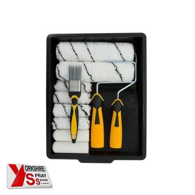 Yorkshire Spray Services Ltd - Coral Tools 12pcs Roller Set_a